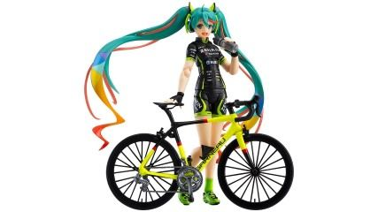 「figma レーシングミク2016 TeamUKYO応援 ver.」